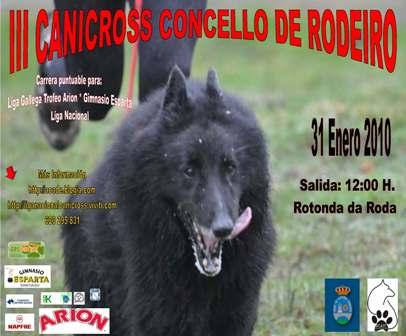 CANICROSS RODEIRO (Liga Gallega y liga nacional)