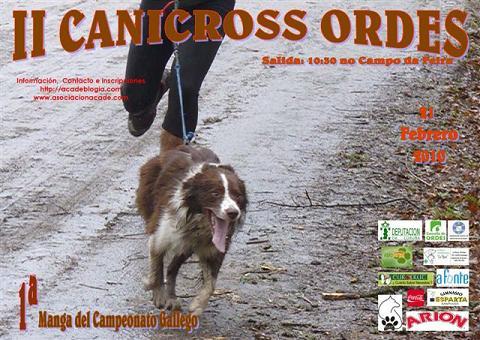 CAMPEONATO GALLEGO CANICROSS-1ª manga